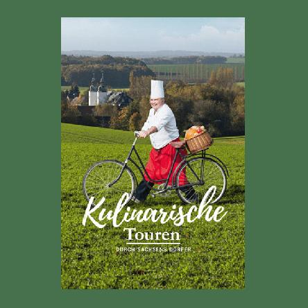 Buch Kulinarische Touren durch Sachsens Dörfer